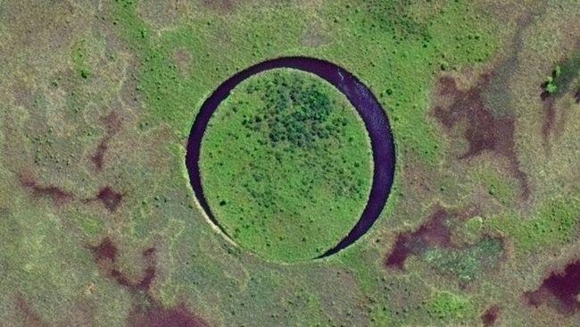 Floating Eye: Parana Delta