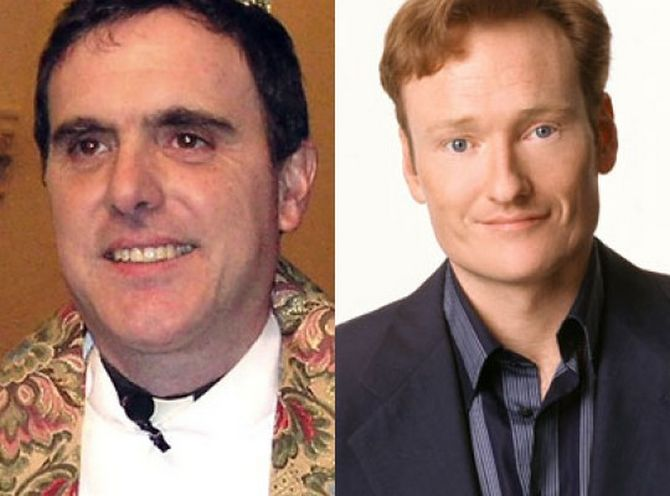 Conan O'Brien: Stalked by a Priest