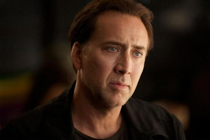 Nicolas Cage: A Mime Stalked Him