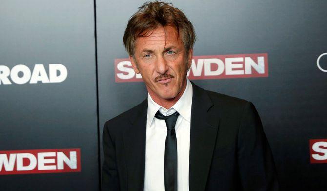 Sean Penn: Incident with a Serial Killer