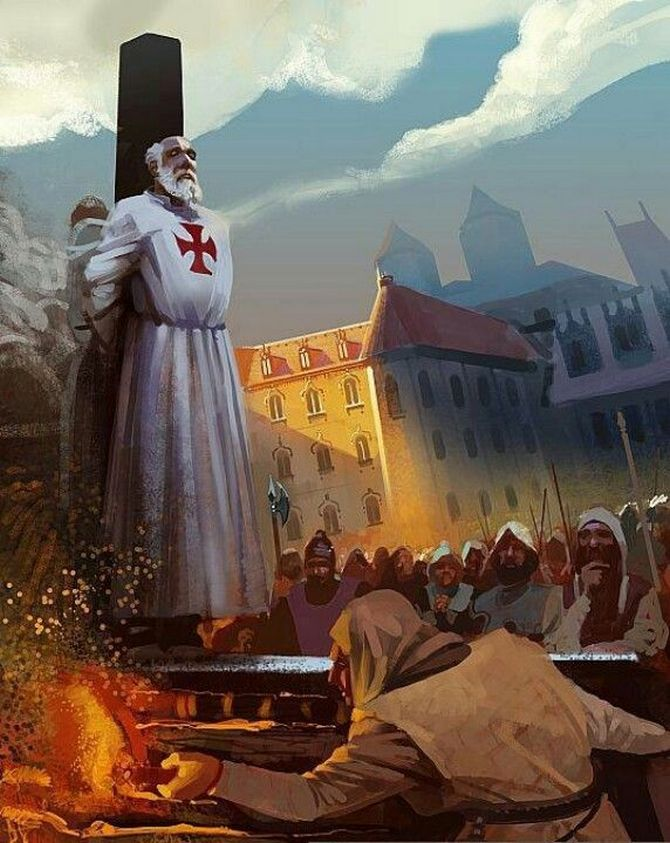 Curse of the Knight Templar