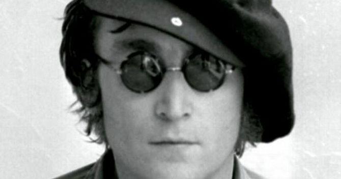 John Lennon's Alien Egg