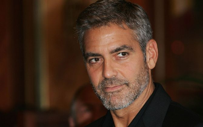 george clooney shoemaking