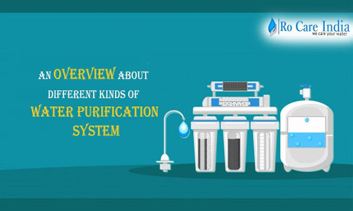 An Overview About Different Kinds Of Water Purification