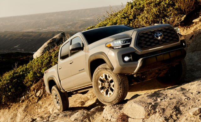 4 features of a good off-road car