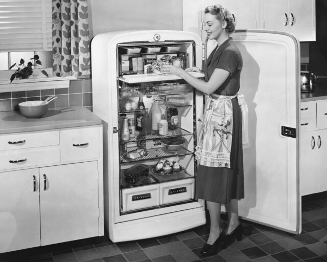 Why Is A Refrigerator Called A Fridge?