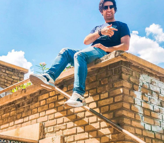 """6 Things to Know About Erfun Khoshdel and his New Single """"I'm in love"""""""